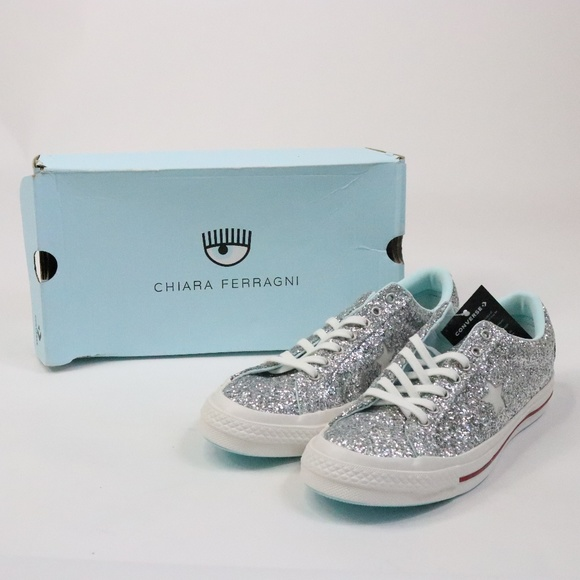 9e91a40e17d7 Converse Shoes - CONVERSE X CHIARA FERRAGNI ONE STAR LOW TOP
